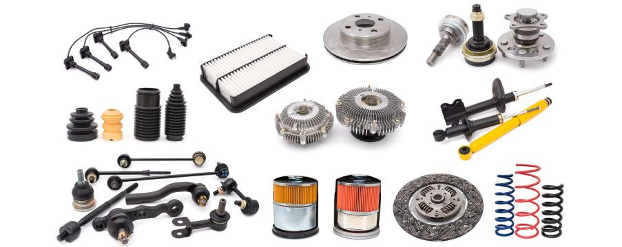 New Parts for Foreign & Domestic Vehicles